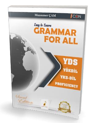 Easy to Learn Grammar For All YDS YÖKDİL YKS-DİL PROFICIENCY %45 indir