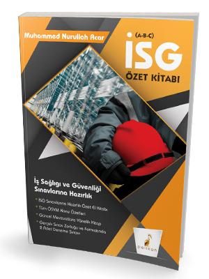 İş Güvenliği Uzmanlığı Sınavlarına Hazırlık İSG Özet Kitabı Muhammed N