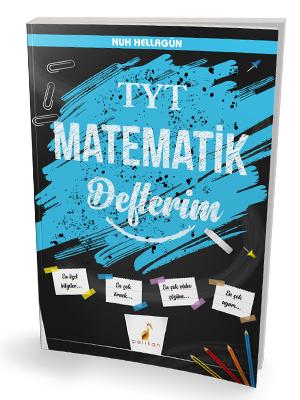 Pelikan Yayınları TYT Matematik Defterim Nuh Hellagün