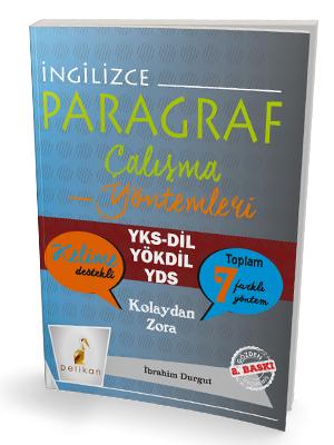 İngilizce Paragraf Çalışma Yöntemleri - İbrahim Durgut %45 indirimli İ
