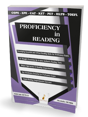 English Proficiency İn Reading %45 indirimli Gürcan Günay, Mustafa Dem