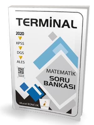 Pelikan Yayınları 2020 KPSS DGS ALES Terminal Matematik Çözümlü Soru