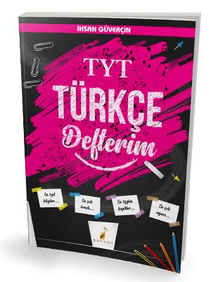 Pelikan Yayınları TYT Türkçe Defterim
