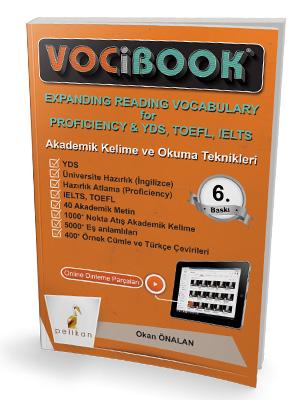 VOCIBOOK Akademik Kelime Ve Okuma Teknikleri Okan Önalan