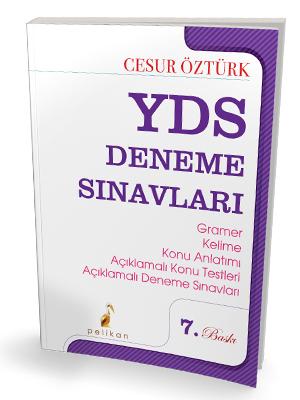 YDS Deneme Sınavları - Cesur Öztürk Cesur Öztürk