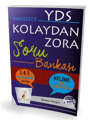 İngilizce YDS Kolaydan Zora Soru Bankası %45 indirimli İbrahim Durgut
