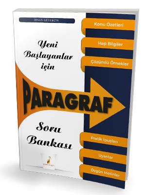 Yeni Başlayanlar İçin Paragraf Soru Bankası