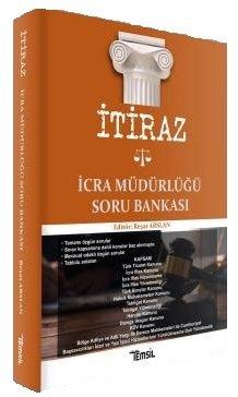İTİRAZ İcra Müdürlüğü Soru Bankası Reşat Arslan