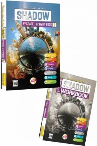 ​Smart English Shadow Activity Book 6-1