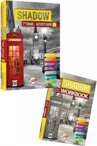 Smart English Shadow Activity Book 7-1