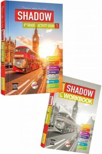 ​Smart English Shadow Activity Book 7-2