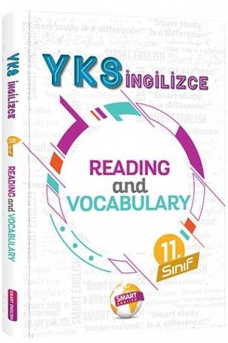 Smart English YKS İngilizce 11. Sınıf Reading and Vocabulary