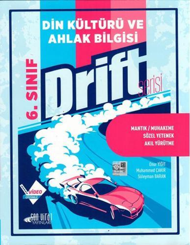Son Viraj Yayınları 6. Sınıf Din Kültürü ve Ahlak Bilgisi Drift Serisi