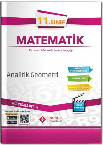 Sonuç Yayınları 11. Sınıf Analitik Geometri