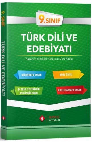 Sonuç Yayınları 9. Sınıf Türk Dili Edebiyatı Ders Kitabı