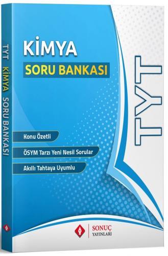 Sonuç Yayınları TYT Kimya Soru Bankası