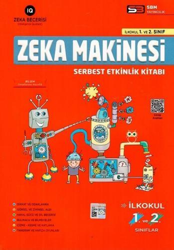 Soru Bankası Merkezi Yayınları 1. Sınıf ve 2. Sınıf Zeka Makinesi Serbest Etkinlik Kitabı