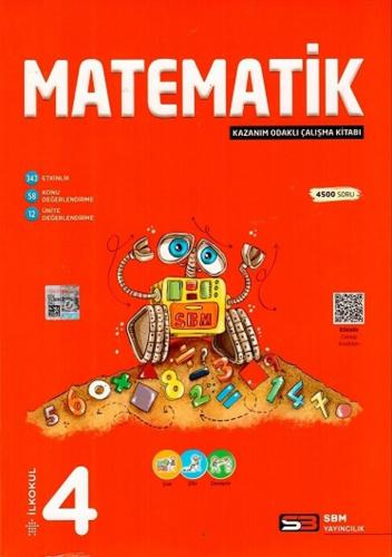 Soru Bankası Merkezi Yayınları 4. Sınıf Matematik Soru Bankası