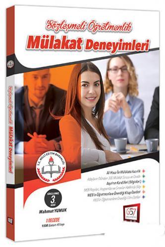 Sözleşmeli Öğretmenlik Mülakat Deneyimleri - 657 Yayınevi