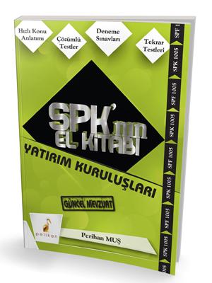 SPK'nın El Kitabı Yatırım Kuruluşları 1005