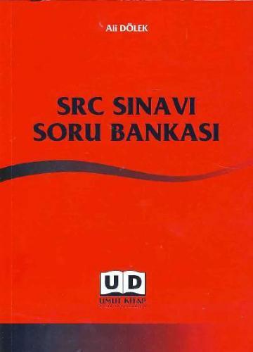 SRC Sınavı Soru Bankası - Ali Dölek