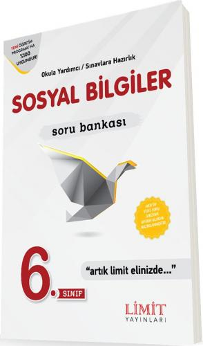 Limit 6. Sınıf Sosyal Bilgiler Soru Bankası