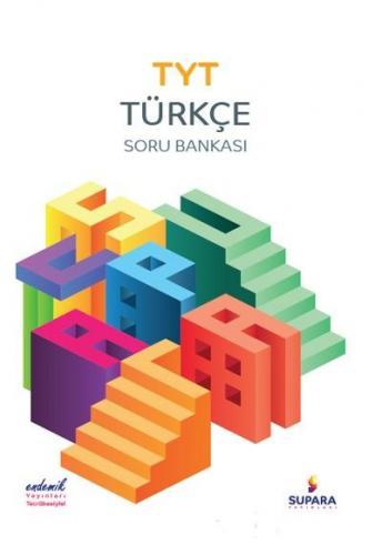 Supara TYT Türkçe Soru Bankası %25 indirimli