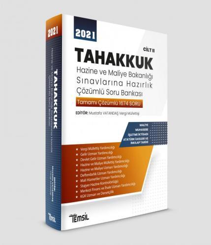 Tahakkuk Hazine ve Maliye Bakanlığı Sınavlarına Hazırlık CİLT II Musta