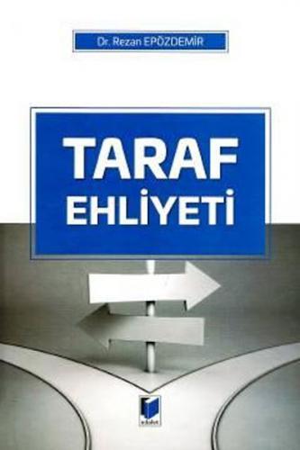Taraf Ehliyeti - Rezan Epözdemir