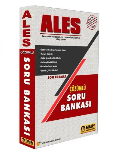 Tasarı Akademi ALES Tamamı Çözümlü Soru Bankası 2019
