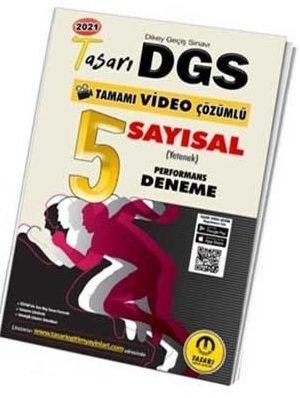 Tasarı Yayınları 2021 DGS Sayısal 5 Deneme Video Çözümlü Komisyon