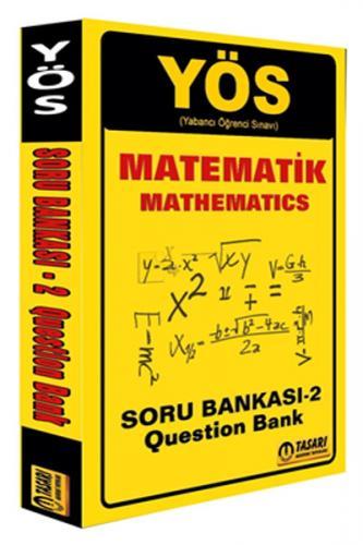 Tasarı Akademi YÖS Matematik Soru Bankası 2