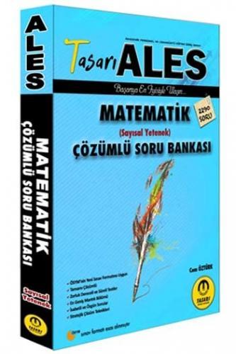 Tasarı Yayınları 2020 ALES Matematik Çözümlü Soru Bankası