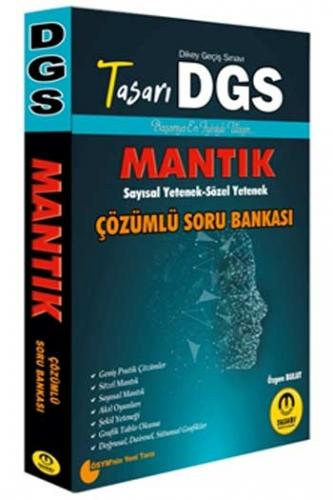 Tasarı Yayınları 2020 DGS Sayısal Sözel Mantık Çözümlü Soru Bankası