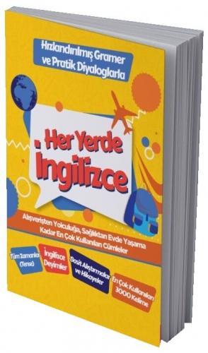 Tasarı Yayınları Her Yerde İngilizce Hazırlık Kitabı Özgen Bulut
