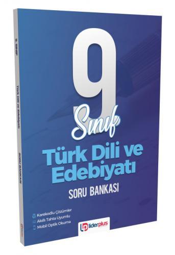 Liderplus 9. Sınıf Türk Dili ve Edebiyatı Soru Bankası