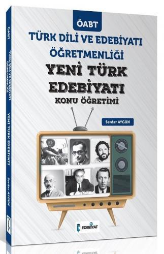 Edebiyat TV Yayınları 2020 ÖABT Türk Dili ve Edebiyatı Yeni Türk Edebiyatı Konu Anlatımı