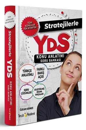 Tercih Akademi 2021 Stratejilerle YDS Konu Anlatımı Özkan Kırmızı