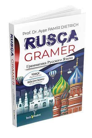 Rusça Gramer Dil Bilgisi Türkçe Açıklamalı AYŞE PAMİR DIETRICH