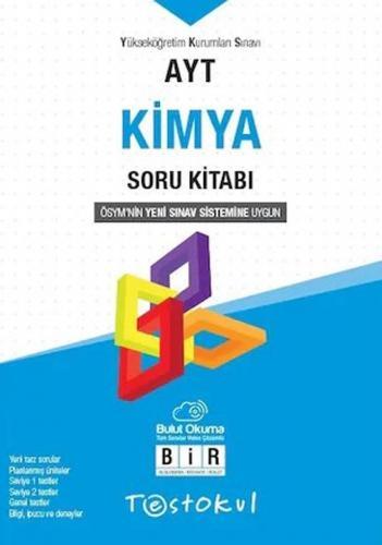 Test Okul Yayınları AYT Kimya Soru Kitabı