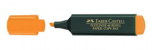 Faber-Castell Fosforlu Kalem Turuncu