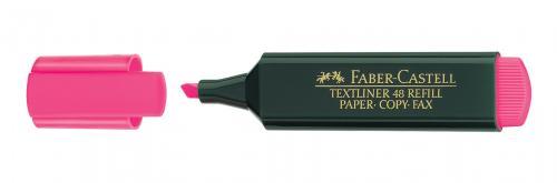 Faber-Castell Fosforlu Kalem Pembe