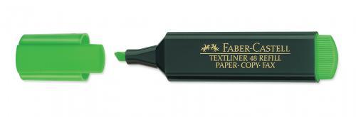 Faber-Castell Fosforlu Kalem Yeşil