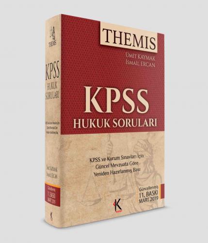 THEMIS KPSS Hukuk Soruları 2019