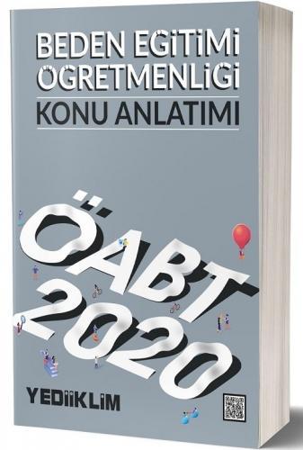 Yediiklim Yayınları 2020 ÖABT Beden Eğitimi Öğretmenliği Konu Anlatımı