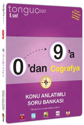 Tonguç Akademi 0 dan 9 a Coğrafya Konu Anlatımlı Soru Bankası