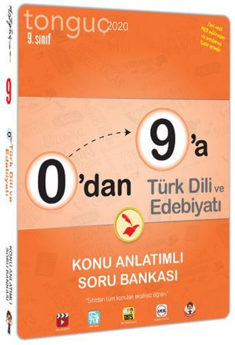 Tonguç Akademi 0 dan 9 a Türk Dili ve Edebiyatı Konu Anlatımlı Soru Bankası