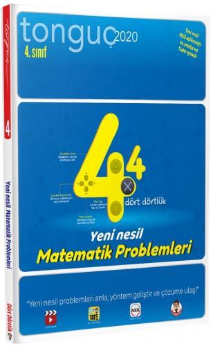 Tonguç Akademi 4. Sınıf Dört Dörtlük Matematik Problemleri Komisyon