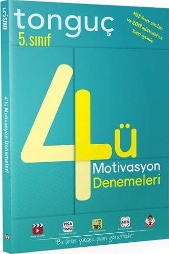 Tonguç Akademi 5. Sınıf 4 lü Motivasyon Denemeleri Komisyon