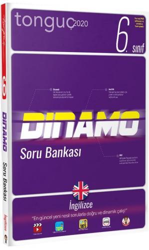 Tonguç Akademi 6. Sınıf İngilizce Dinamo Soru Bankası Komisyon